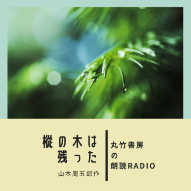 朗読 山本周五郎作 「樅の木は残った  第三話 朝粥の会」